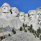 Rushmore by WhirlingThunder