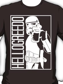 Cheers for Beers! - Stormtrooper Drinking a Beer T-Shirt