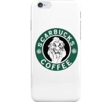 SCARBUCKS (LION KING) iPhone Case/Skin