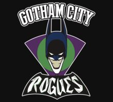 Gotham City Rogues by tweedler92