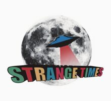 Angels and airwaves Strange times moon by Jonrabbit
