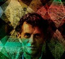 Wittgenstein Artsy by taudalpoi
