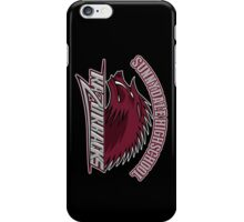 Sunnydale Highschool Razorbacks iPhone Case/Skin