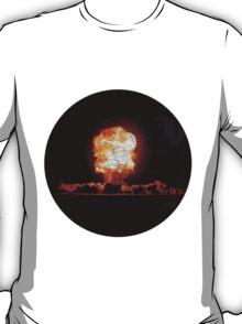 a map of War T-Shirt