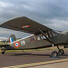 Holste MH.1521C-1 Broussard 208/G-YYYY by Colin Smedley