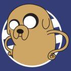 Adventure Time Jake The Dog Shirt by mullian