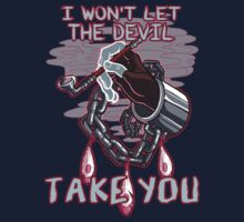 I won't let the devil take you. by Jessica Dawn
