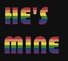 He's Mine rainbow by Rjcham