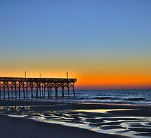 The Pier by HeyHannahNicole