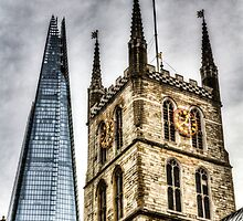 Ancient and Modern by DavidHornchurch