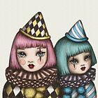 Little Pierrot by Emma Hampton