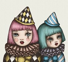 Little Pierrot by Emma Hampton
