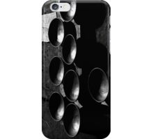 B & W pottery bowls iPhone Case/Skin