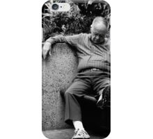 City Snooze 2 iPhone Case/Skin