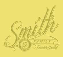 Smith Family - Spring Yellow Kids Clothes