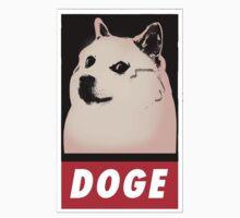 DOGE OBEY-style by Tobias Ryen Amundsen