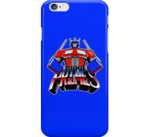 Cybertron Primes iPhone Case/Skin