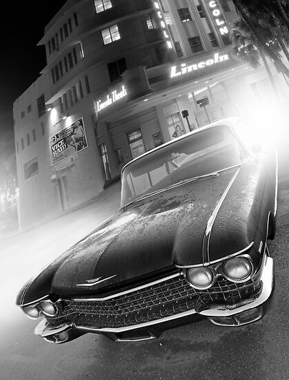 Cadillac at the Lincoln by flyrod