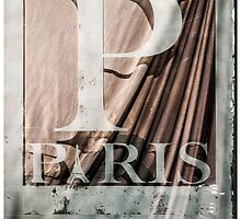 P for Paris by Michel Godts