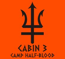 CABIN 3 (Camp Half-Blood) by 4season
