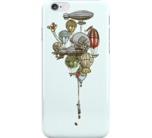 The Great Balloon Adventure iPhone Case/Skin