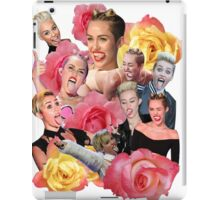 Miley's Tongue  iPad Case/Skin