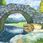 Pont Y Llyn Ddu by Nick Randles