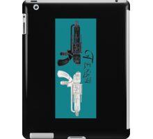 Warehouse 13 - Tesla iPad Case/Skin