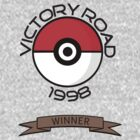 Victory Road Winner by FlyNebula