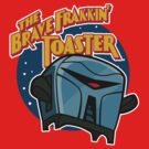 The Brave Frakkin' Toaster! by nikholmes