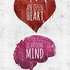 Open Heart, Open Mind by fixtape