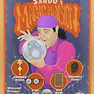 Sardo's Magic Mansion! by agliarept