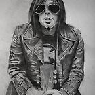 Dave Wyndorf of MONSTER MAGNET by giovanni damiano presenza