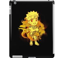 Cute Naruto - Chibilette iPad Case/Skin