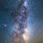 Milky Way rising by mackphotography