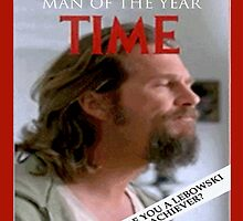 Man Of The Year - Lebowski by lewigie