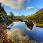 Llyn Crafnant by Ian Mitchell