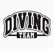 Diving Team Kids Clothes