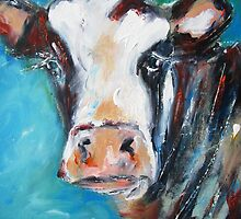 Study of a bovine  by artistpixi