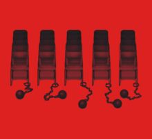 Persona 5 - Chairs by FrancoBotts