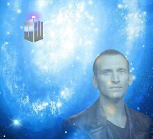Ninth Doctor by MarcoMellark