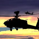 Augusta Westland Apache AH. MK1 Helicopters by Andrew Harker