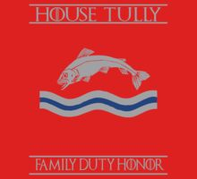 House Tully by CarloJ1956