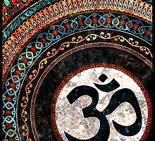 Mandala design 1 by merrypranxter