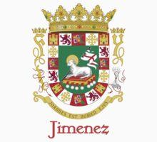 Jimenez Shield of Puerto Rico by William Martin