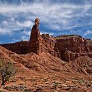 Chimney Rock by TeresaB
