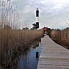 Fire Island by SuddenJim