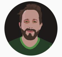 Achievement Hunter Geoff Ramsey by FloppyNovice