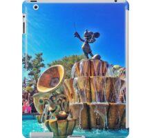 Mickey's Fountain iPad Case/Skin