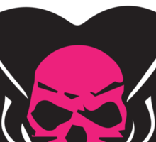 The Hart Foundation Sticker